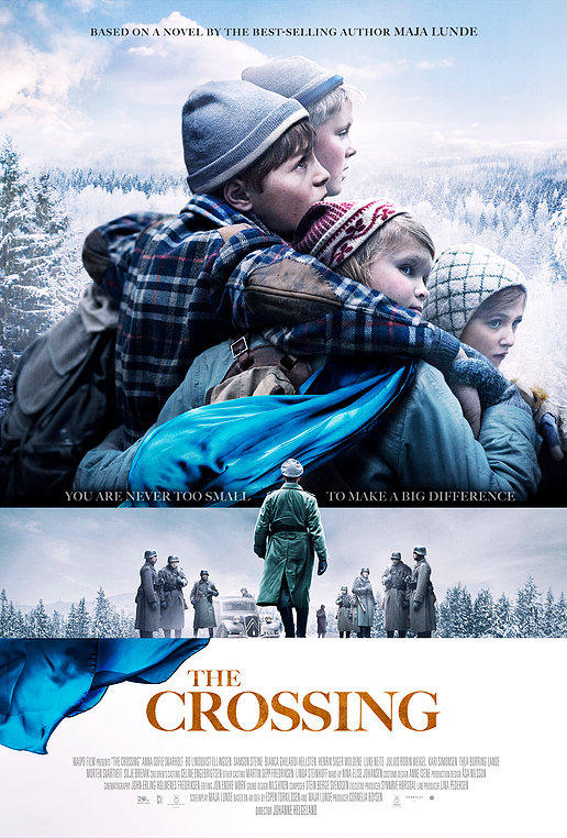 The Crossing movie poster